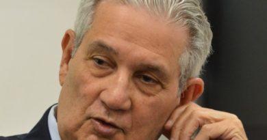José Joaquín Puello advierte sobre repunte tras reintegro
