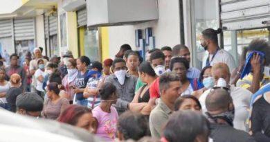 ATENCIÓN: Santo Domingo se acerca al Distrito Nacional en cantidad de casos activos por COVID-19