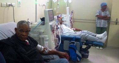 Ocho pacientes en programa de diálisis han muerto por COVID-19 y 20 están positivos