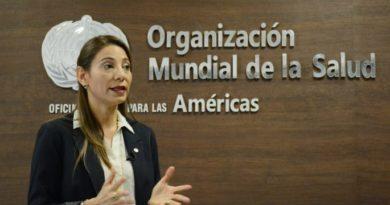 Representante OPS/OMS en el país respalda las medidas de desescalada anunciadas por Medina