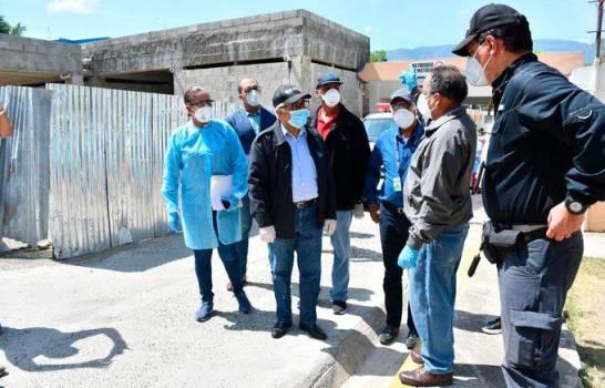 Autoridades de Salud preocupadas por aumento de casos de COVID-19 en La Vega