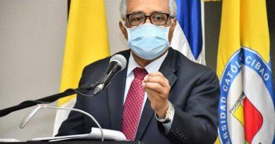 Sánchez Cárdenas dice hospital donado por PRM puede atender pacientes en recuperación