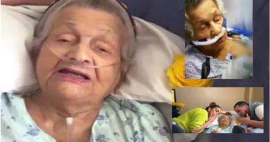 Dominicana de 102 años que superó coronavirus se recupera satisfactoriamente y felicita a las madres estadounidenses