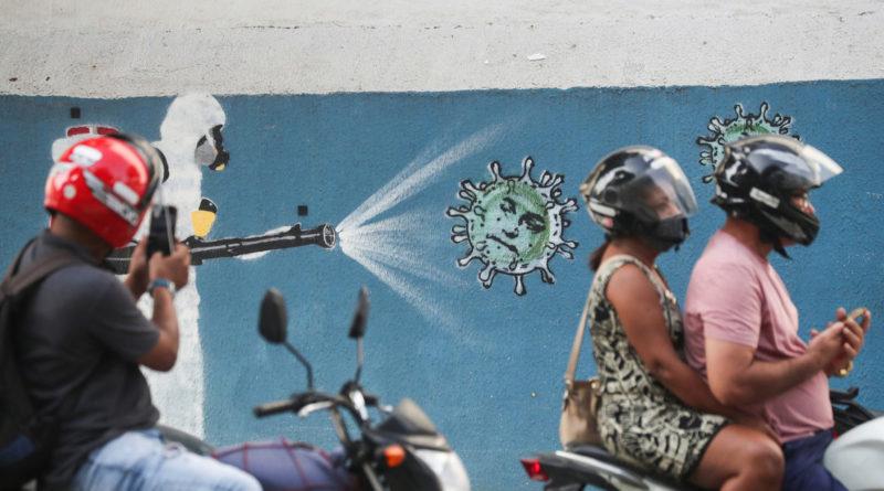 Brasil se convierte en el segundo país del mundo con más muertos y contagios por coronavirus: 41.828 fallecidos y más de 802.000 casos