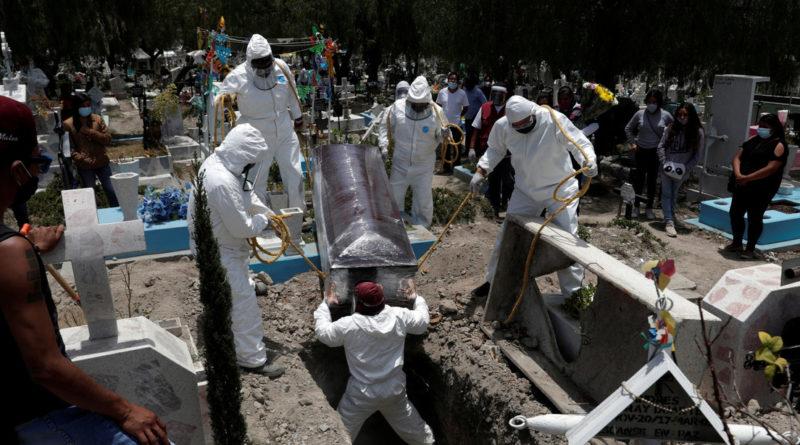 América Latina supera las 100.000 muertes por covid-19, con Brasil y México como los más afectados