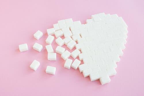 El azúcar puede afectar al corazón
