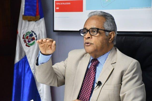 El 80% hospitalizados Covid en SD y Santiago