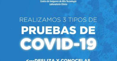 Cimat anuncia dispone pruebas Covid-19