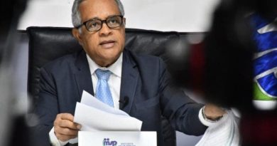 Gobierno iniciará mañana intervención para combatir COVID-19 en Haina