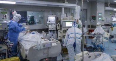 Hospitalizados colman Santo Domingo