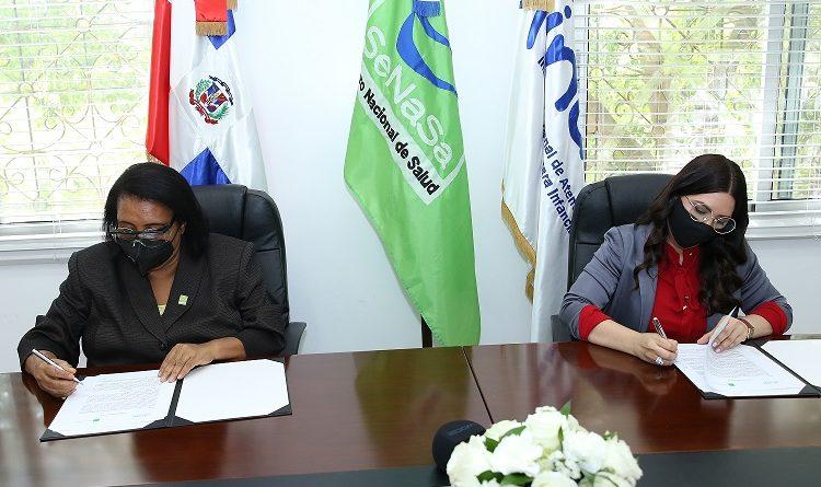 SeNaSa e INAIPI renuevan acuerdo para afiliar al Régimen Subsidiado familias que viven en condiciones vulnerables