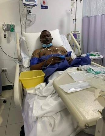 El comunicador Félix Victorino se encuentra en cuidados intensivos por sospecha de Covid-19