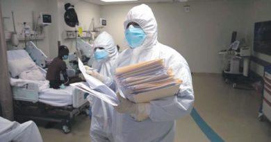El Covid se expande y ya hay 3,058 pacientes aislados en hospitales