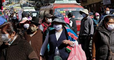 Bolivia acusa a personas con covid-19 de ocultar su enfermedad: Autoridades pondrán carteles en casas de los contagiados