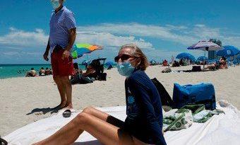 Florida podría convertirse en el próximo epicentro del coronavirus en EE.UU