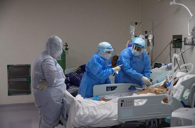 Siguen en ascenso internamientos, casos positivos y muertes por virus