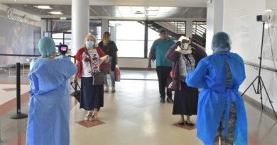 Pasajeros que aterrizan en R.Dominicana deben someterse a prueba de COVID-19