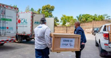 Grupo Tetra Laval hace donación contra el Covid-19