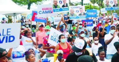 ATENCIÓN: Se empodera el covi 19 a dirigentes políticos contagiados con la covid-19