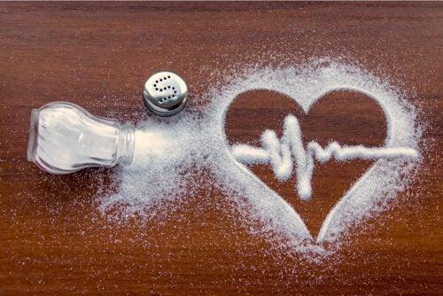 Recomendaciones para disminuir el consumo de sodio