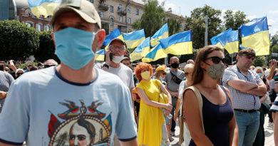 """El preocupante aumento de casos de covid-19 en Ucrania: """"Estamos desbordados"""""""