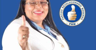 Fallece diputada electa del PRM en Valverde Zaida Polanco a causa del Covid-19