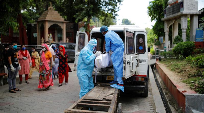 La India registra el mayor aumento de casos diarios de coronavirus a nivel mundial tras sumar 78.761 nuevos contagios