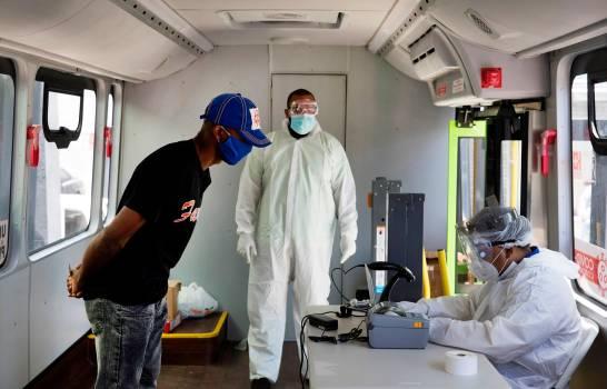 El COVID-19 baja incidencia en el Gran Santo Domingo