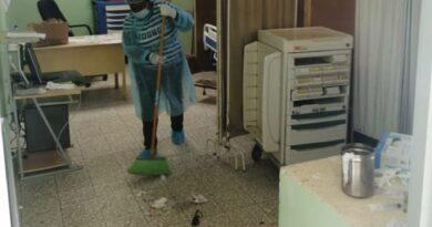 Hospital Hato Mayor sin área de pacientes covid-19