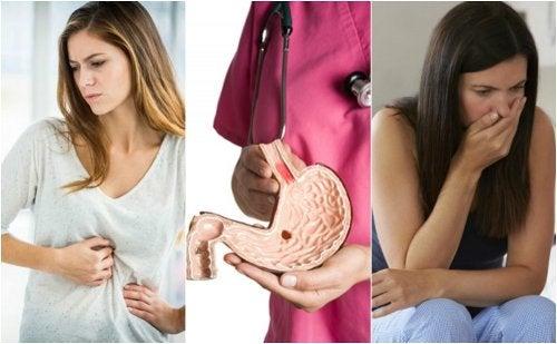 Síntomas que te alertan de una úlcera péptica