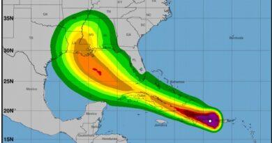 Tormenta Tropical Laura provoca fuertes lluvias en todo el territorio nacional