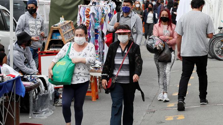 Colombia sobrepasa 600.000 casos de coronavirus con 8.024 nuevos contagios