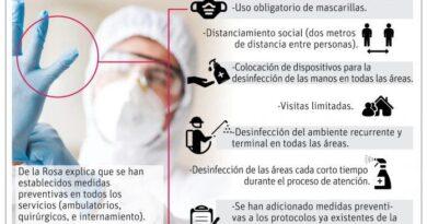 Bioseguridad, en recintos hospitalarios, garantía para atención de pacientes