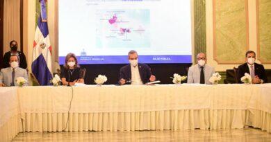 La Cumbre va: Abinader convoca al liderazgo para lucha contra Covid-19