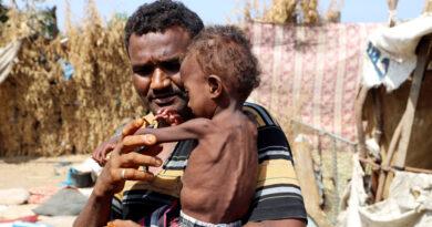 La ONU advierte que el coronavirus puede agravar el riesgo de hambruna en cuatro países