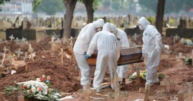 ATENCIÓN: El COVID-19 mata en promedio nueve dominicanos por día