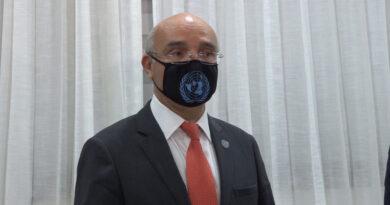 Representante del Secretario General ONU en RD advierte sobre rebrotes Covid-19 por flexibilización