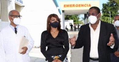 Hospital de Engombe reapertura diferentes especialidades de salud