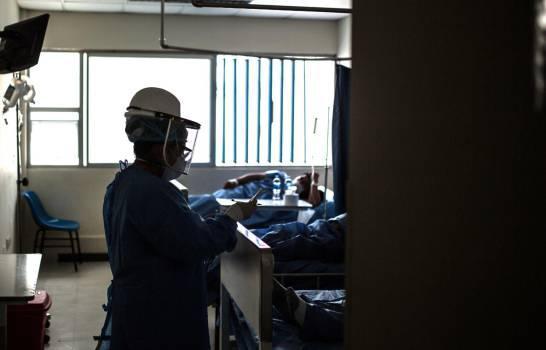 Hospital Santo Socorro con poca ocupación COVID-19, mientras el Moscoso Puello está lleno