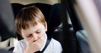 Mareos en el coche, ¿por qué ocurren?