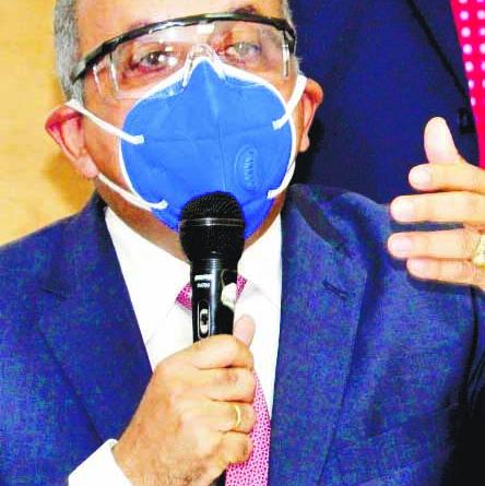 Donan equipos protección hospital Dr. Ramón de Lara