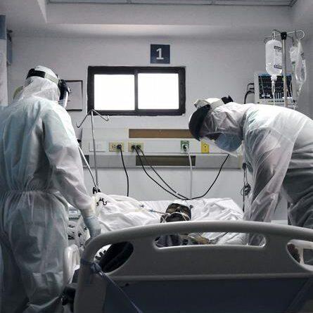Sube la letalidad del COVID: Reportan 25 muertos