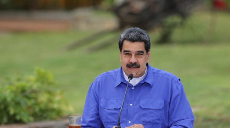 Maduro confirma que empezaron los ensayos de la vacuna rusa Sputnik V con voluntarios en Venezuela