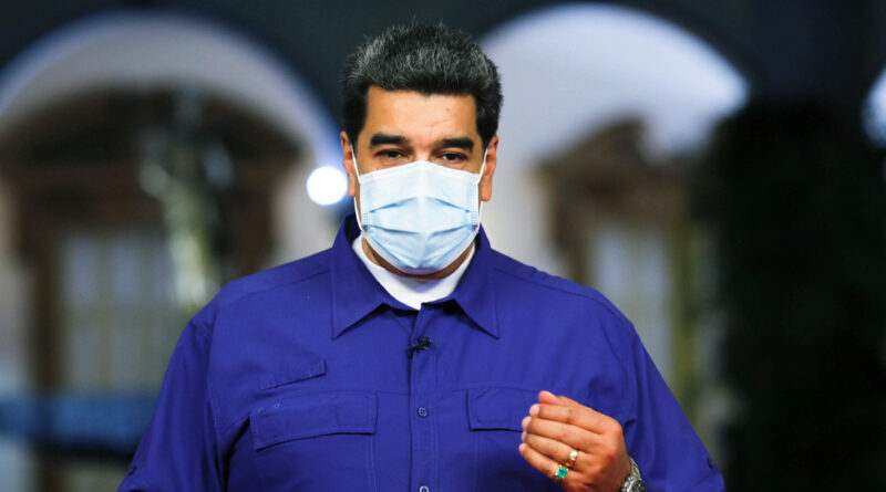 """Maduro estima que Venezuela producirá """"millones de vacunas"""" contra el covid-19 con Rusia y China durante el primer trimestre de 2021"""