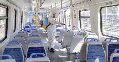 Crean un nuevo desinfectante contra COVID-19 menos tóxico que la lavandina para aplicar en el transporte público