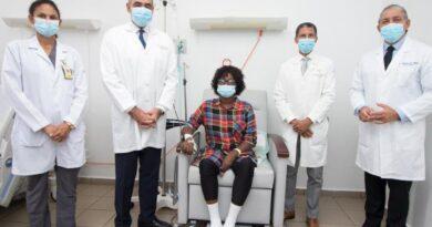 Médicos HGPS realizan primer trasplante páncreas a joven
