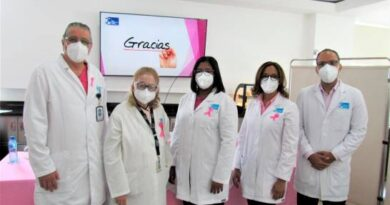 Médicos del Oncológico lanzan Grupo de Cáncer de Mama GCM-IOHP