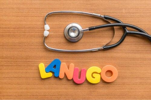 ¿Qué es lanugo?