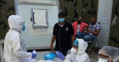 En cárcel de Montecristi hay 73 reclusos con COVID-19