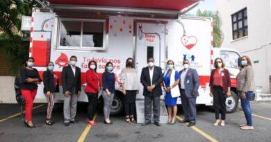 SRSM y FACCI dan inicio a la Jornada de Donación de Sangre